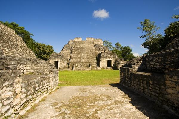 The Ancient Maya Empire